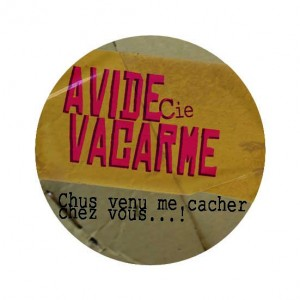 badge avide juste le rond